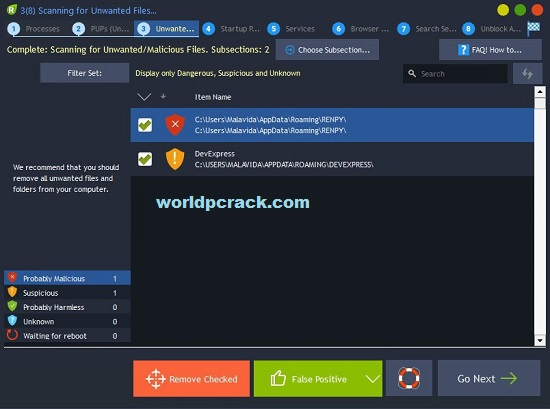UnHackMe 11.65 Crack Plus Registration Code 2020 Free