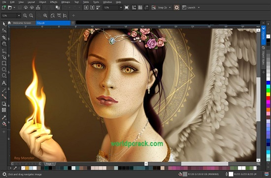 CorelDRAW Graphics Suite 2021 Crack With Serial Number [Latest] Free