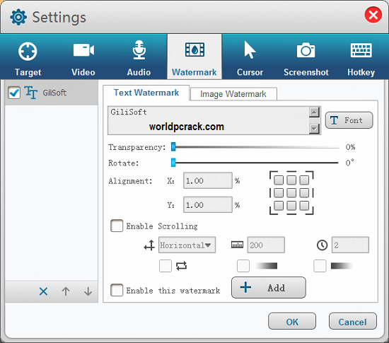 GiliSoft Screen Recorder Pro 10.5.0 Crack With Serial Key 2020 Free
