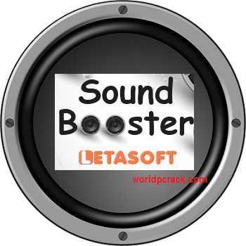 Letasoft Sound Booster 1.11 Crack With Product Key 2020 Free Download