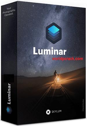 Luminar Photo Editor 4.2.0 Crack With Activation Key 2020 Free