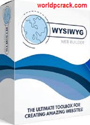 WYSIWYG Web Builder 16.3.1 Crack With Serial Number 2021 Free Download
