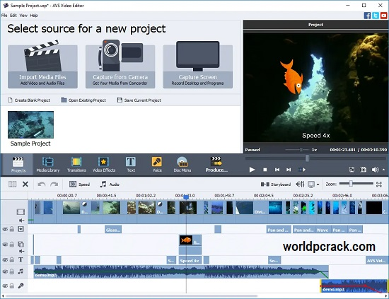 AVS Video Editor 9.4.1 Crack With Activation Key Free Download