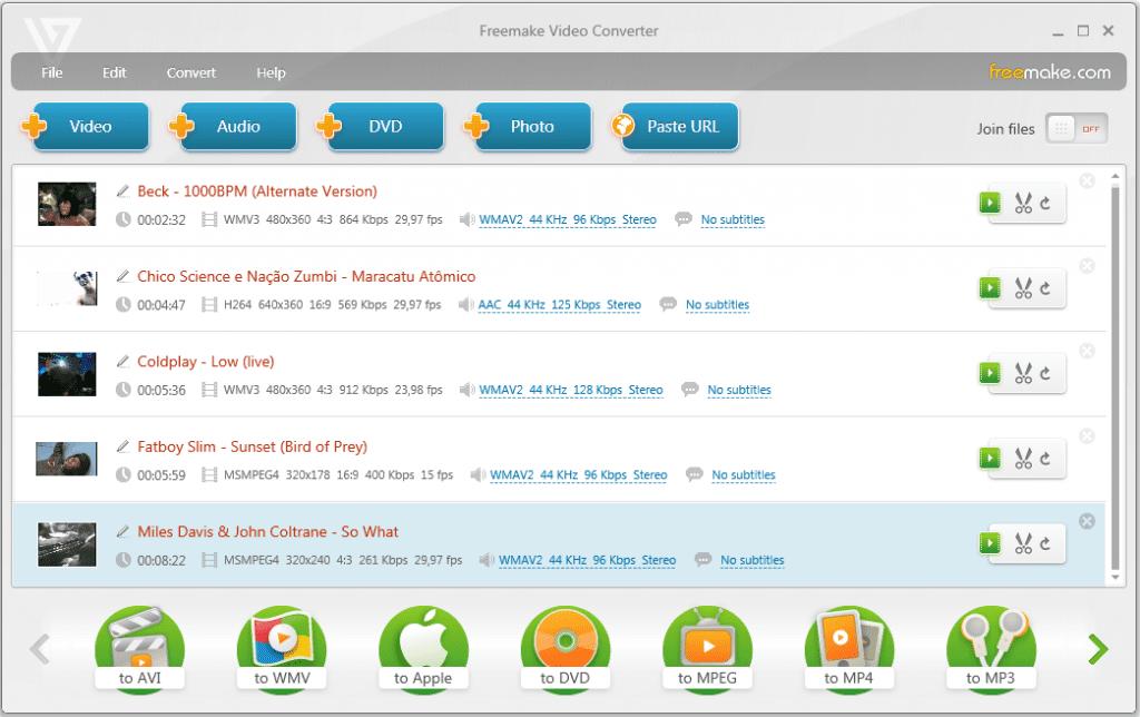 Freemake Video Converter 4.1.13.83 Crack With Serial Key 2021 Free