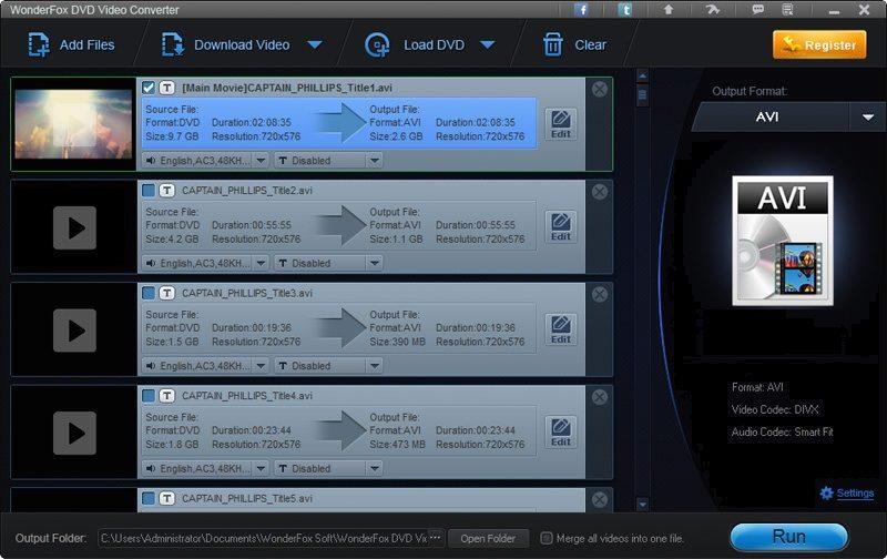 WonderFox DVD Video Converter 25.0 Crack With License Key Free Download