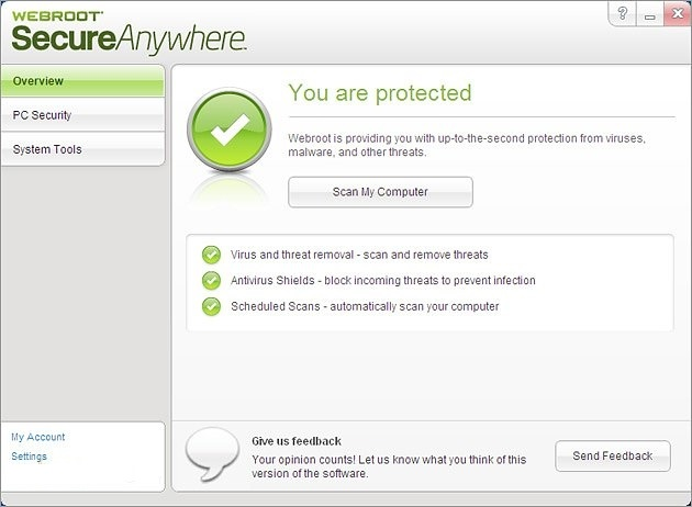 Webroot SecureAnywhere Antivirus 2020 Crack With License Key Free Download